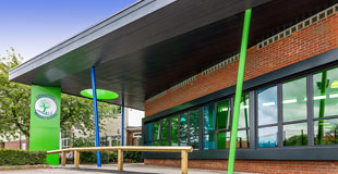 Extension works complete at Longhill Primary School