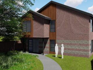 Residential Community Home Development Gains Planning Approval!