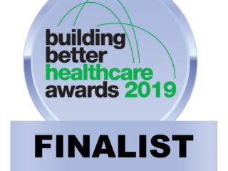 Building Better Healthcare Awards Finalist!
