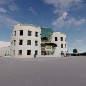 Allam Diabetes Centre - Health Care Architecture Concept Design
