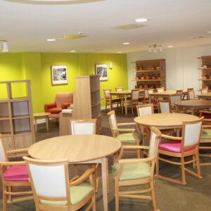 ACA's Copper Kettle Cafe Interior Design