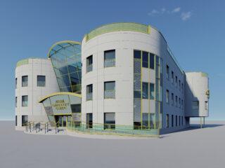 ACA Hospital Design - Approval for New Allam Endoscopy Centre!