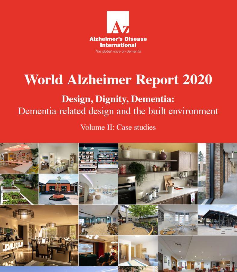 World Alzheimer Report 2020 - Dementia related design