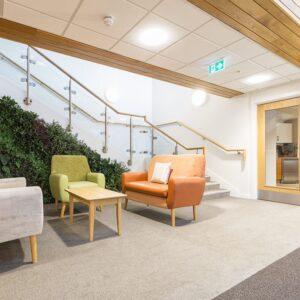 Dementia-friendly environment design