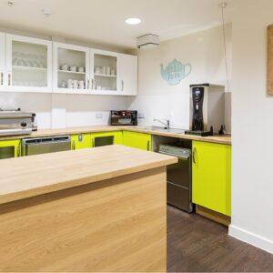 dementia-friendly kitchen interior design