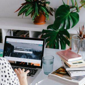 Home Office Design - Biophilia