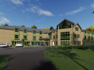 ACA - EMI Care Home Design Unveiled