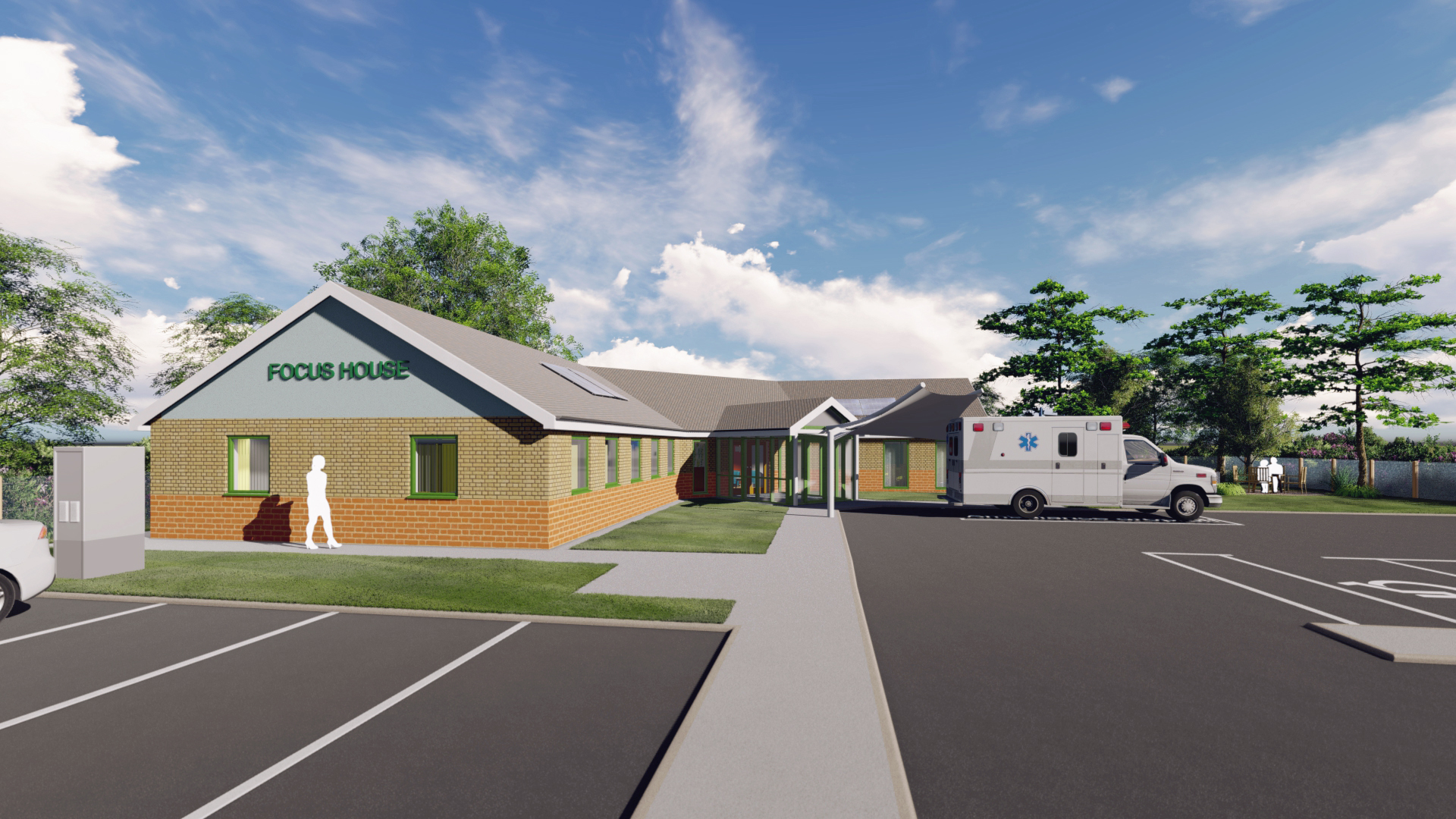 St Barnabas Hospice Wellbeing Centre
