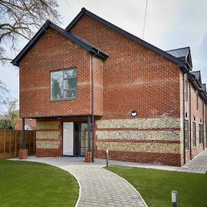 Alessandro Caruso Architects Care Home Design Complete in Fishbourne for Choice Care Group