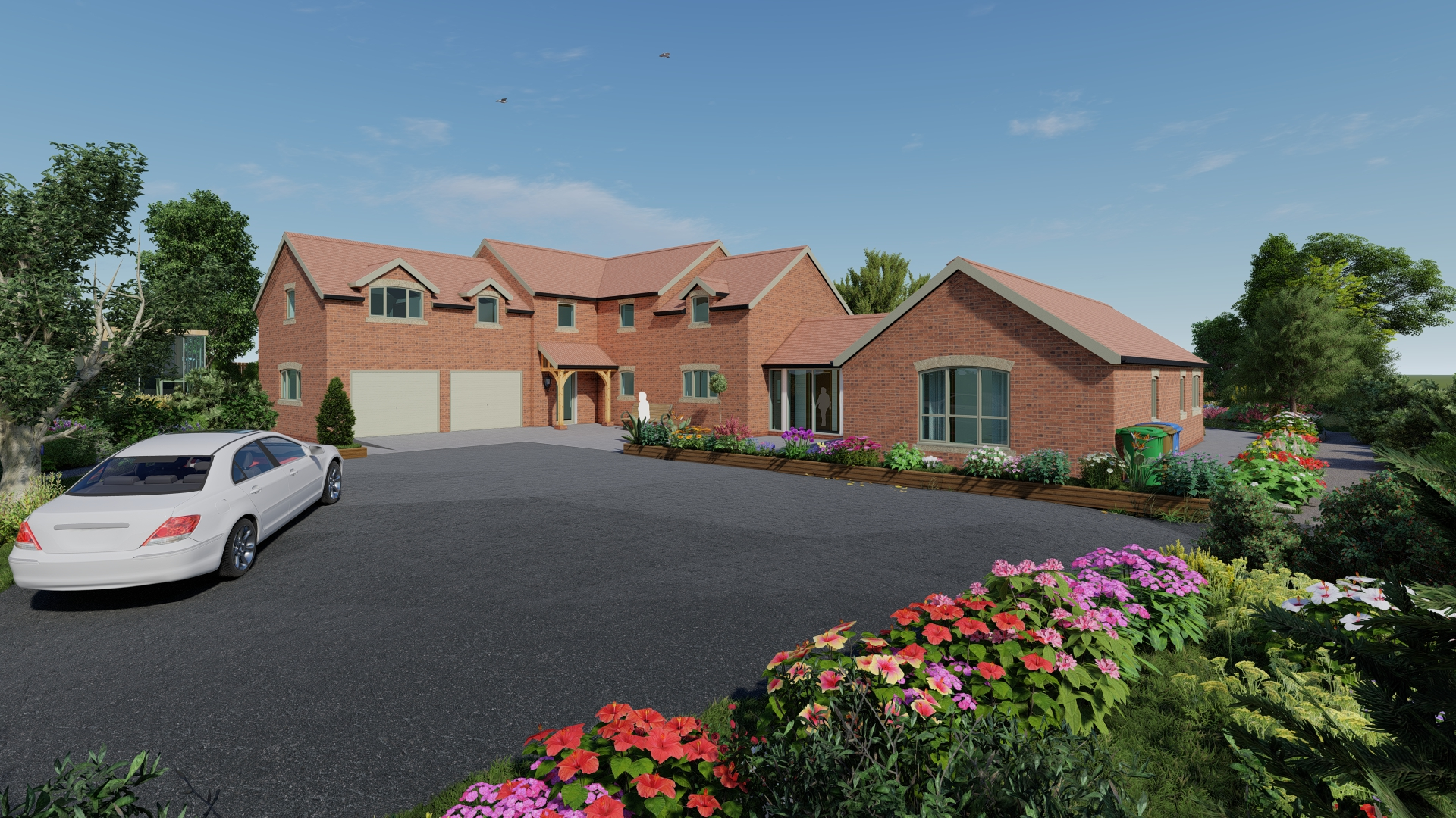 Alessandro Caruso Architects Residential Design Market Weighton