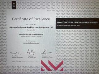ACA Win International Design Award